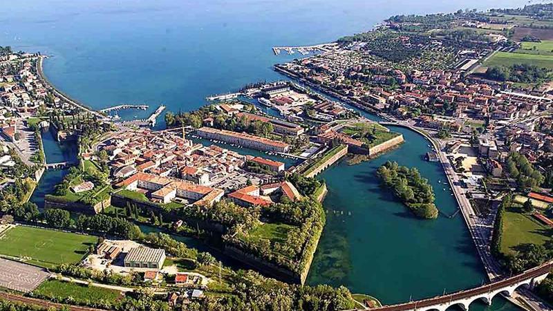 Le mura veneziane di Peschiera sono Patrimonio dell'Umanità