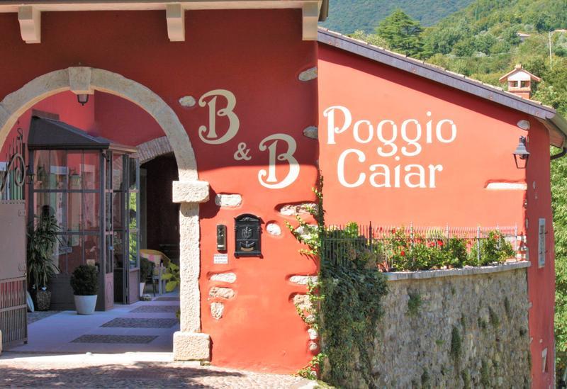Bed and breakfast POGGIO CAIAR