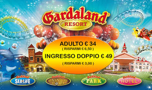 GARDALAND Parco Divertimenti