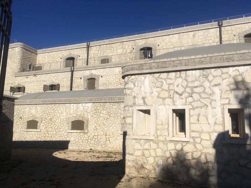 Forte Monte Tesoro - Sant'Anna d'Alfaedo  - Lessinia