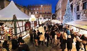 Natale in Piazza Verona 2017